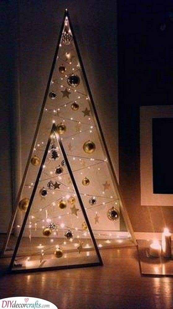 Triangular Frames - Fantastic for the Holidays