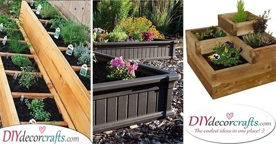 20 RAISED GARDEN BEDS - Raised Vegetable Gardens
