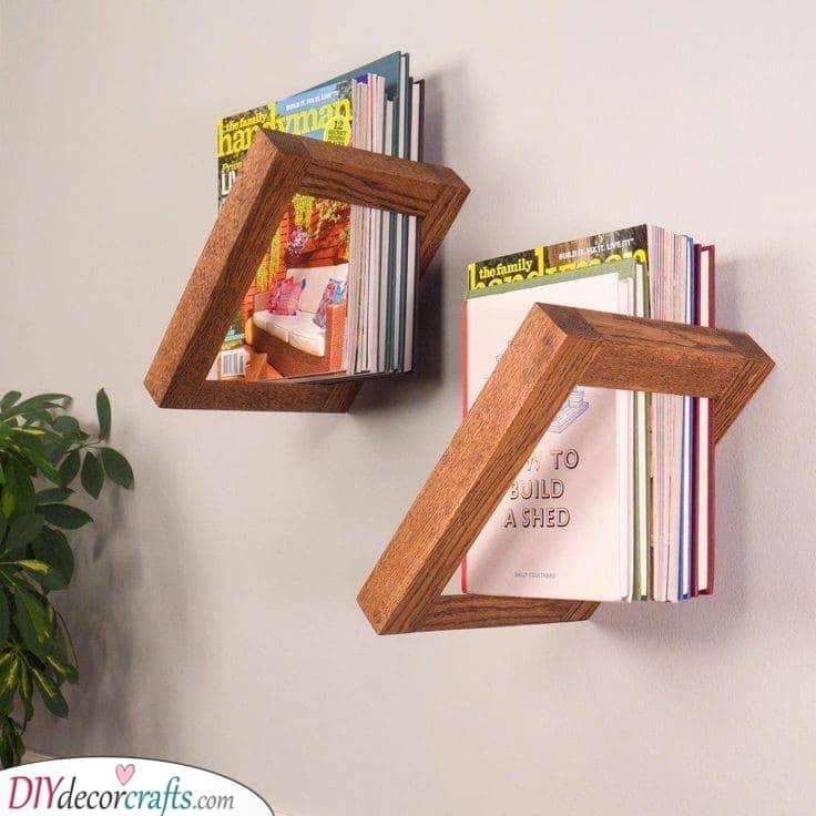 Perfect for Books - A Creative Twist