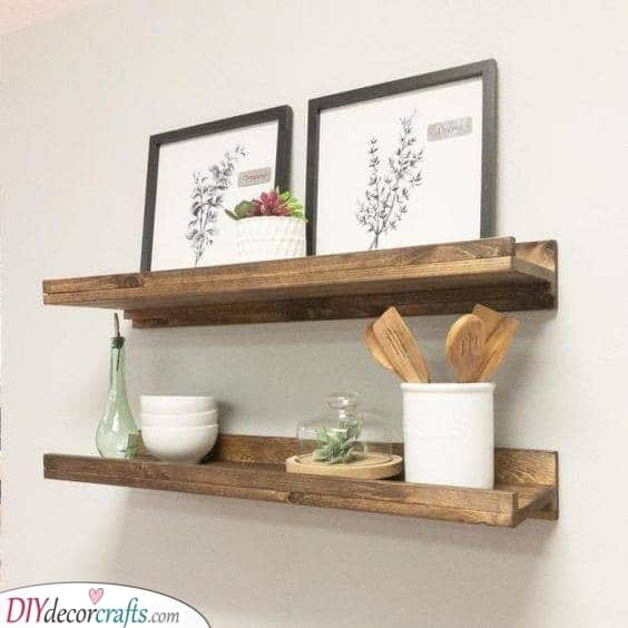 Rustic and Natural - A Delicate Design