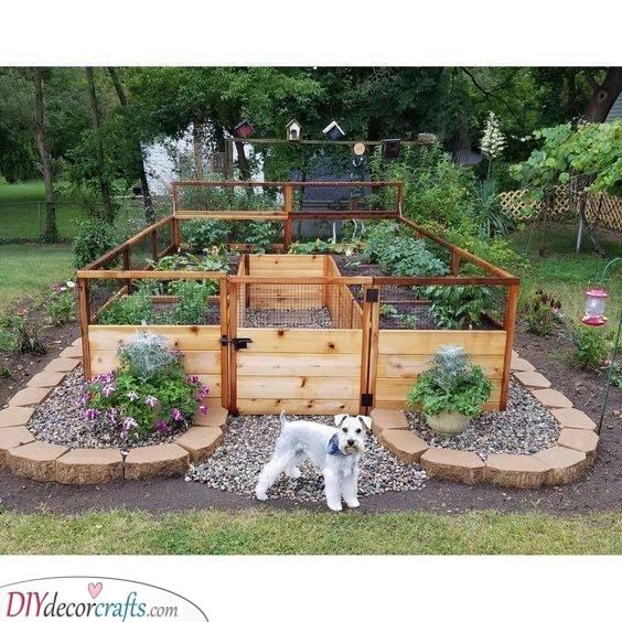 Creating a Miniature Garden - For Planting Veggies
