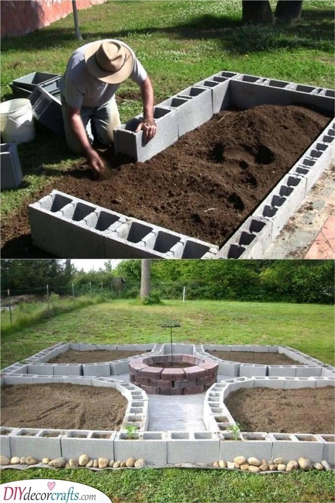 Make It Yourself - Raised Vegetable Garden