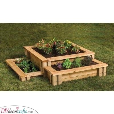 Keeping It Simple - Elevated Garden Beds