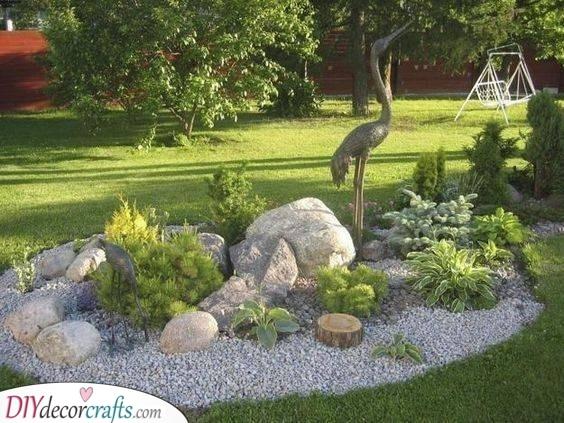 Landscaping with Rocks - Great Rock Garden Ideas