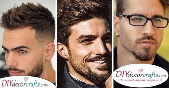 20 SHORT BEARD STYLES FOR MEN - Short Beard Styles