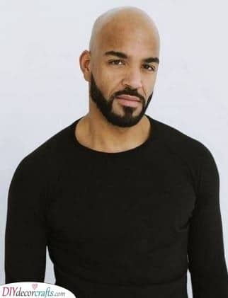 Stylish and Classy - Shaved Head with Beard Styles