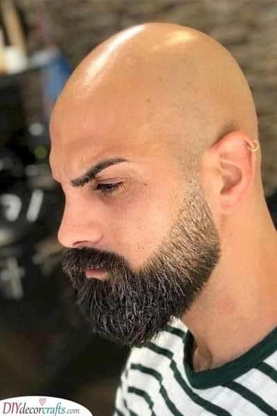 Head hair shaved facial 15 Best
