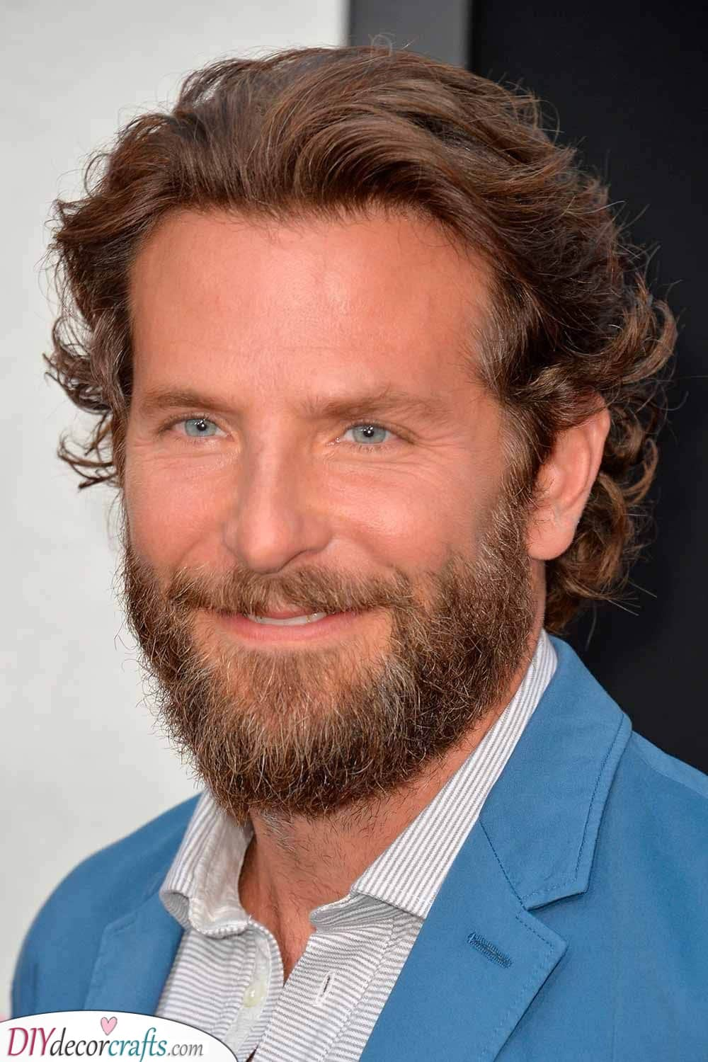 The Full Beard - Will Look Great with Wavy Hair