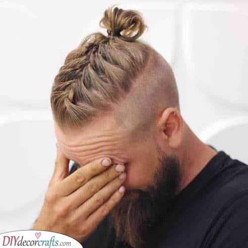 A Full Viking Look - Add a Beard As Well