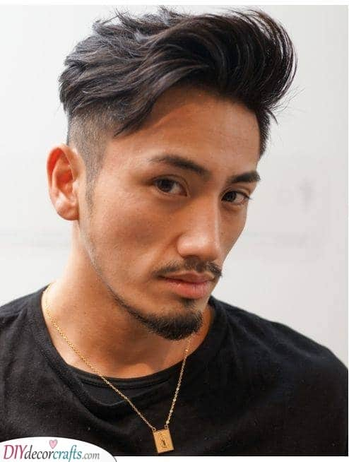 Paired with an Undercut - Suave with Style