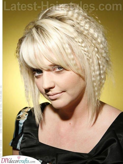 A Cute Bob - The Best Crimped Hairstyles