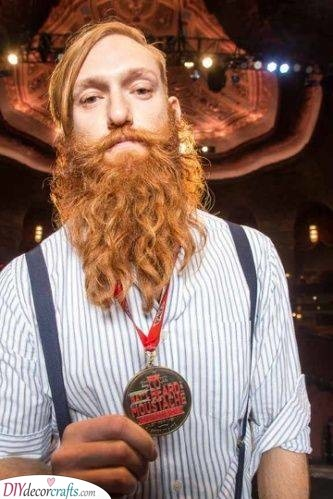 Hip and Groovy - Long Beard Style for Men