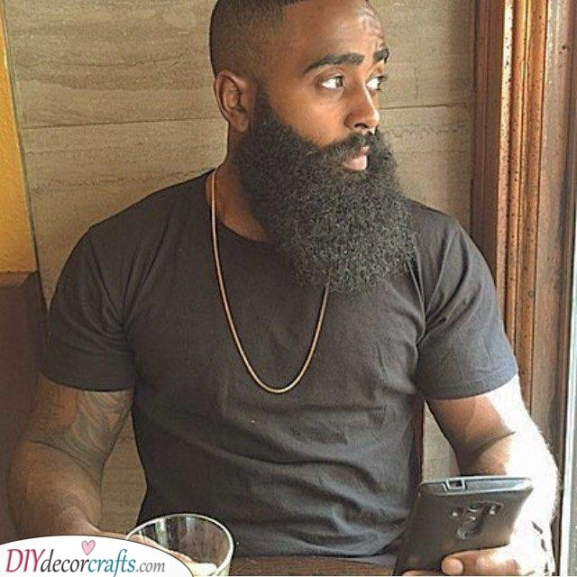 What to Choose for a Buzz Cut - Long Beard Styles