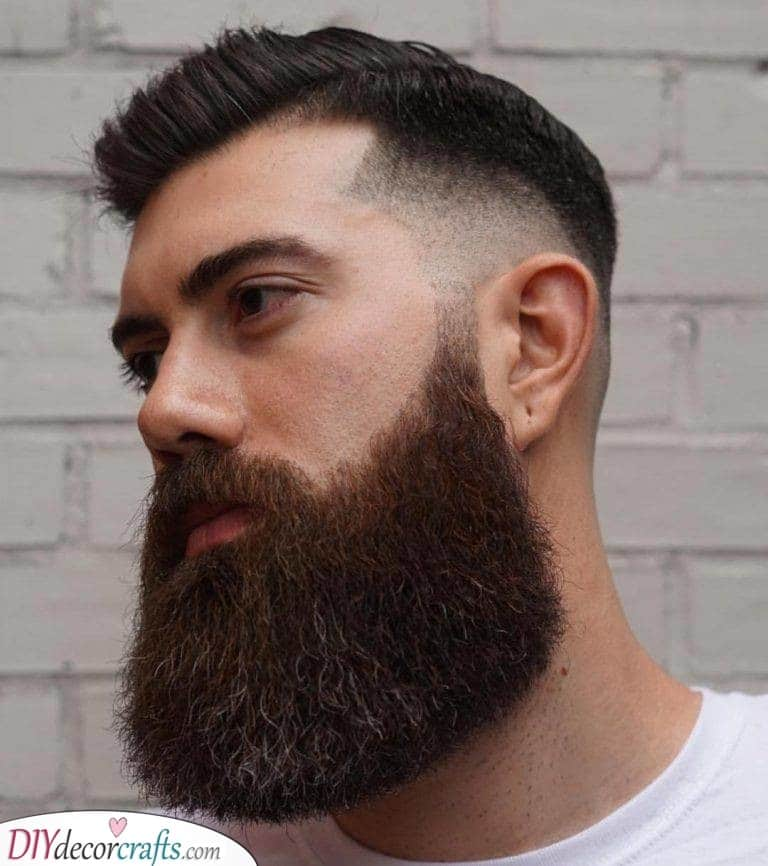Long and Thick - Long Beard Styles
