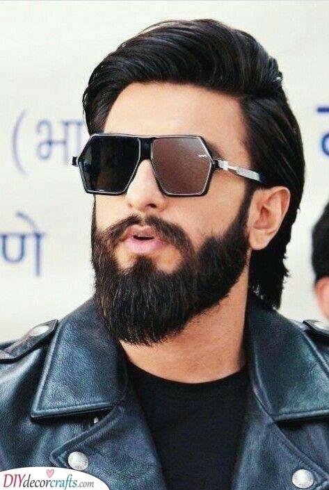 Leave It Longer - Long Beard Styles