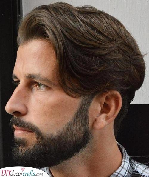 Clean and Classic Cut - A Gentlemanly Look