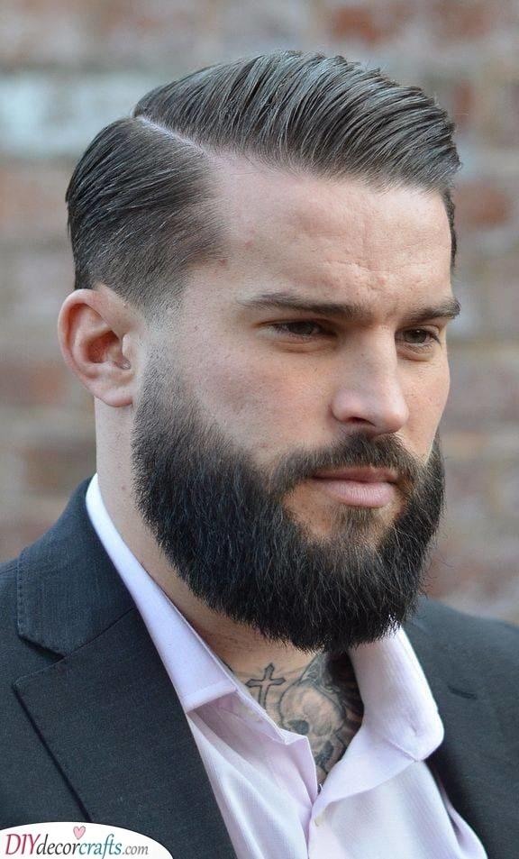 A Professional Appearance - Men's Medium Beard Styles
