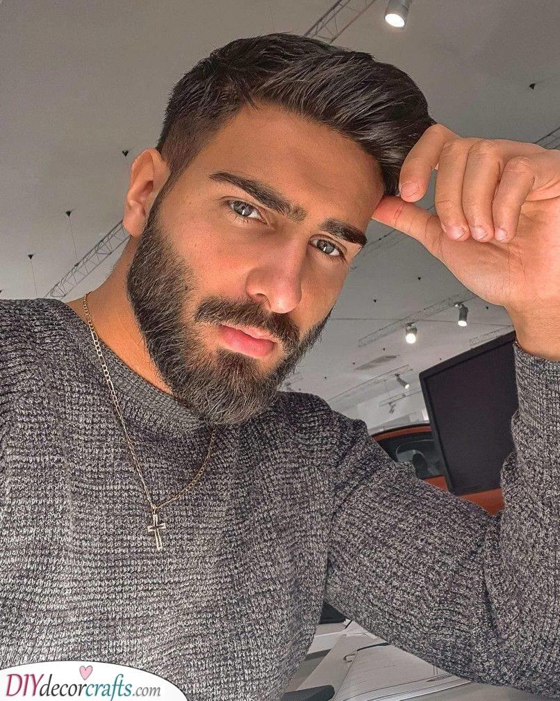 Keep It Simple - Men's Medium Beard Styles