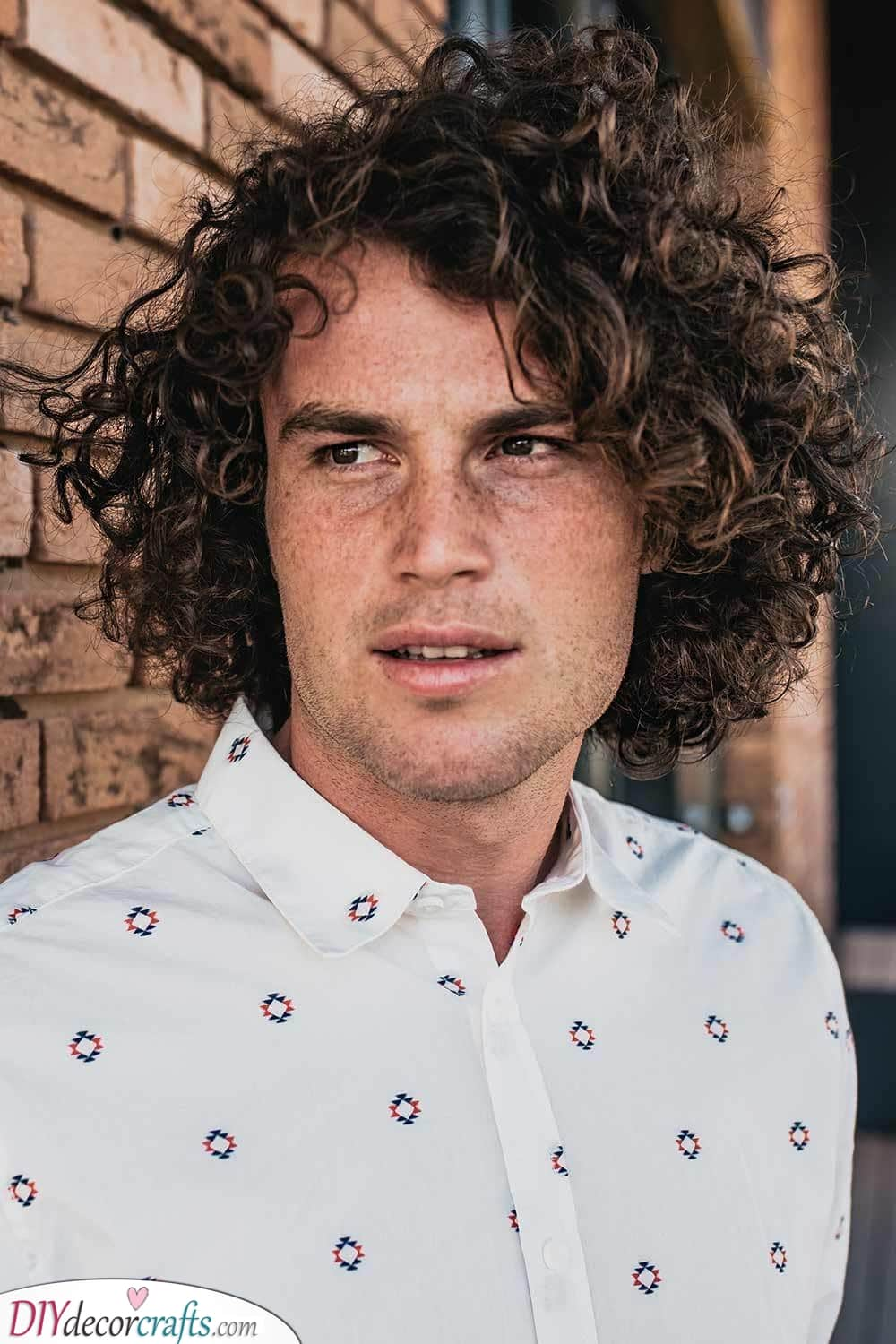 Curls for Days - Curly Mens Medium Haircuts