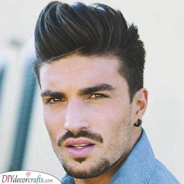 The Awesome Anchor - Easy Short Beard Styles