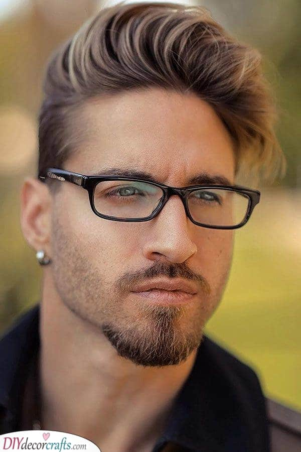 The Goatee Beard - Short and Simple