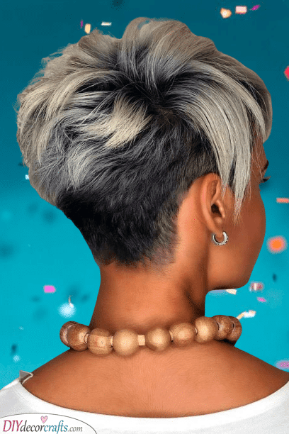 A Unique Cut - Creative and Youthful