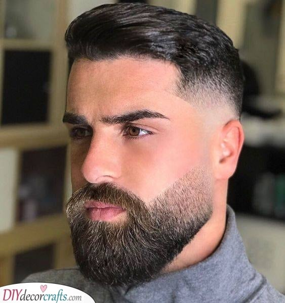 Medium Length Beard Styles - Awesome Men's Medium Beards