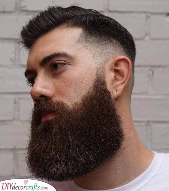 Long Beard Style for Men - Long Beards for Guys