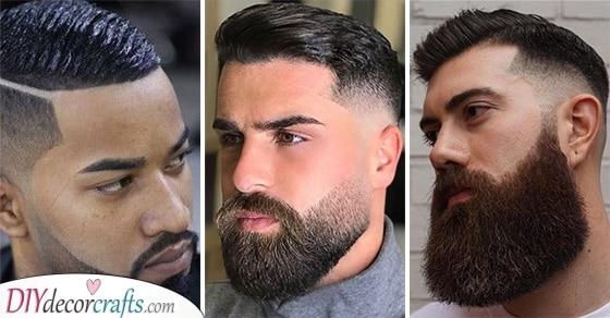 A COLLECTION OF BEARD IDEAS - Amazing Beard Styles