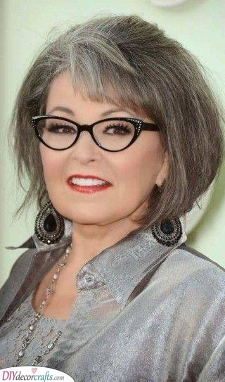 A Pretty Bob - Best Hairstyles for Women Over 50