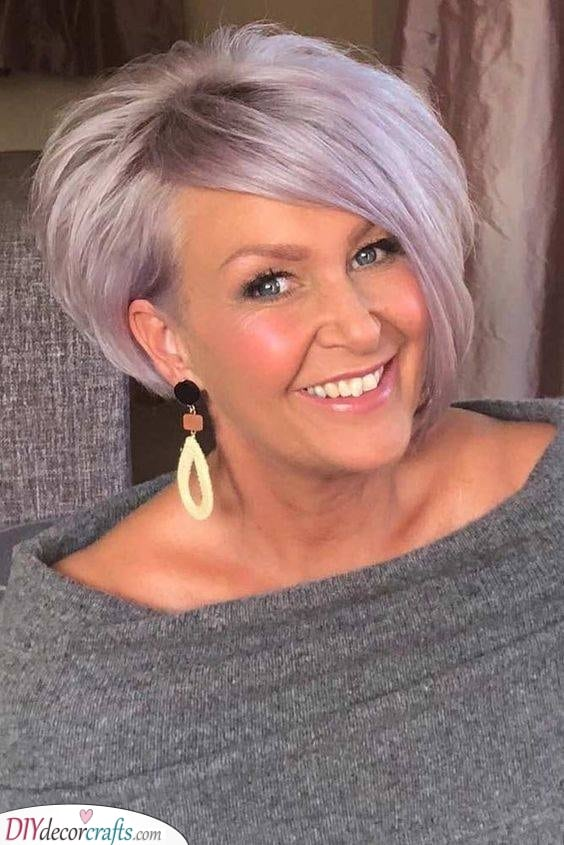 Stylish and Stunning - Best Hairstyles for Women Over 50