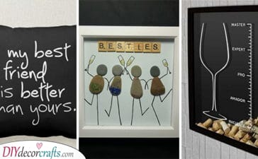 20 PERSONALISED GIFTS FOR FRIENDS - Best Friend Present Ideas