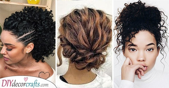20 CURLY HAIRSTYLES FOR WOMEN - Curly Hairstyles for Girls