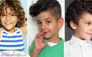 20 LITTLE BOY HAIRCUTS WITH CURLY HAIR - Haircuts with Toddlers with Curly Hair