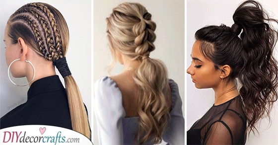 20 Simple Hairstyles for Long Hair – Hairstyles for Girls with Long Hair