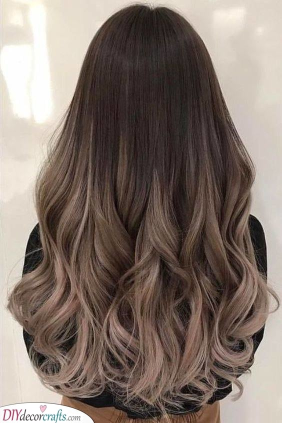 Getting an Ombre - Curly Hairstyles for Women