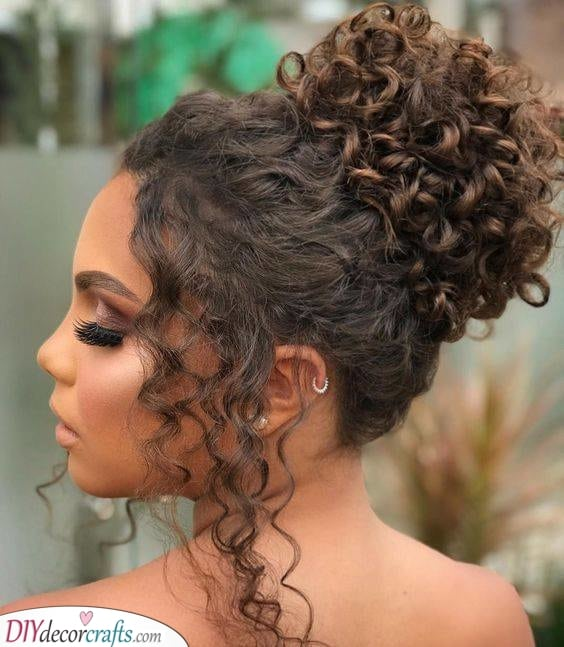 Glamorous and Fancy - Best Ideas for Curls