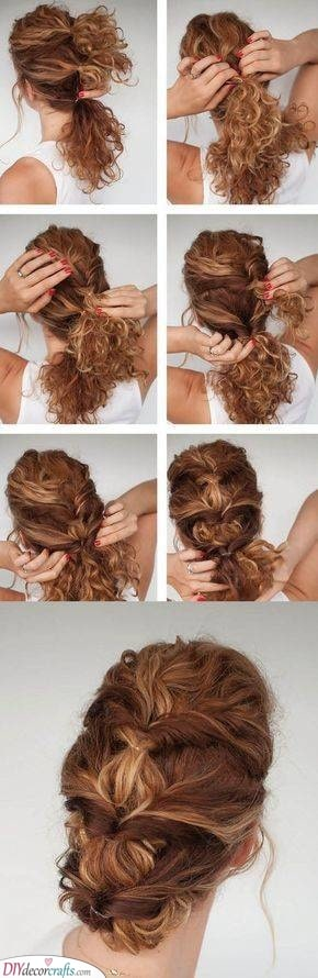Create It Yourself - Curly Hairstyles for Women