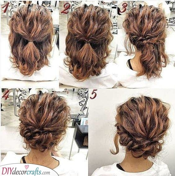 Easy and Effortless - Curly Hairstyles for Girls