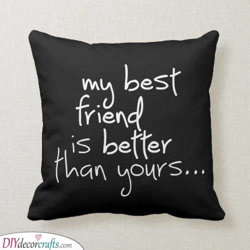 The Perfect Pillow - Thoughtful and Lovely
