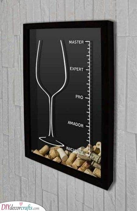 A Wine Master - Measure the Corks