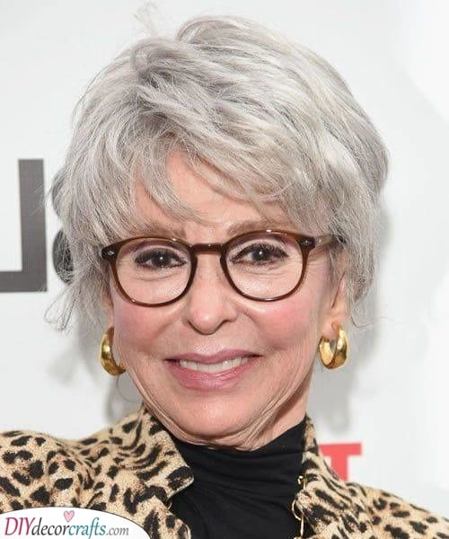 Everything Matches - Short Hairstyles for Older Women