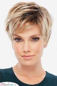 A Short Pixie - Cute and Easy
