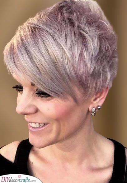 A Heightened Pixie - Full of Volume