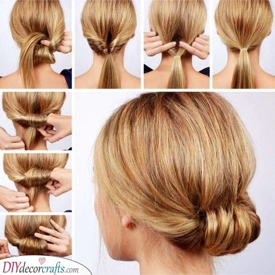 Easy and Effortless - Hairstyles for Girls with Long Hair
