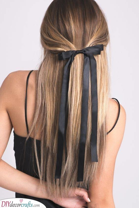 Accessorise - Hairstyles for Girls with Long Hair