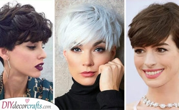 20 SHORT HAIRCUTS FOR WOMEN - Short Hairstyles for Women