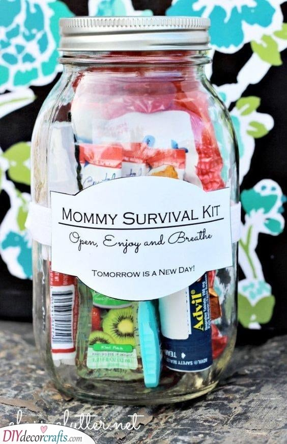 A Survival Kit - Great for Difficult Days