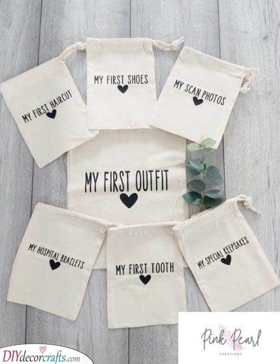 Treasure Bags - For the Years to Come