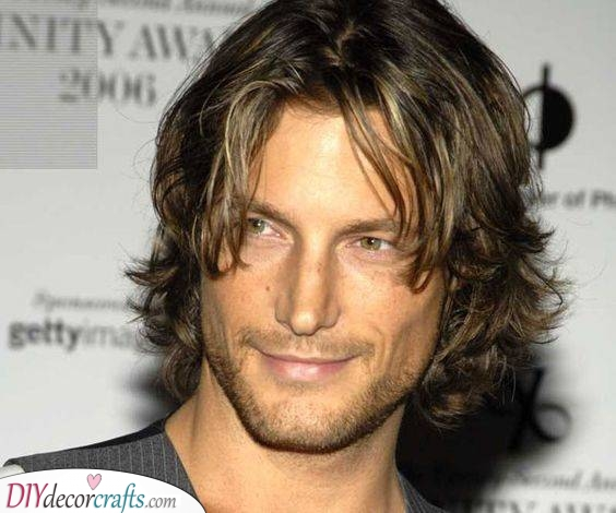 Easy and Breezey - Curly Hairstyles for Guys